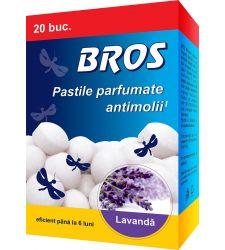 Bile anti - molii lavanda, Bros 203