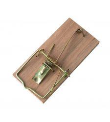 Capcana de lemn pentru soareci (1 buc), Bros 066