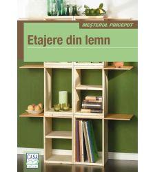 Etajere din lemn, Editura Casa