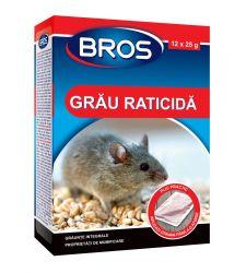 Grausor raticid (300 g), Bros 058