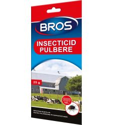 Insecticid pulbere (25 g), Bros 389