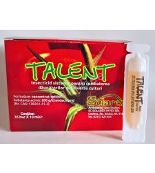 Insecticid Talent (10 ml), Makhthesim Agan