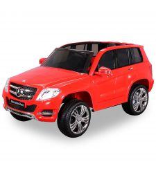 Masina electrica Mercedez Benz GLK pentru copii, 12V / 7Ah / 35W, rosu, Hecht Mercedez Benz GLK-Class Red