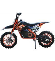 Motocicleta electrica pentru copii, 500W, portocaliu, Hecht 54500