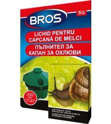 Rezerva lichida capcana melci si limacsi (5 ml), Bros 455