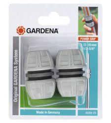 "Set 2 conectori de inadire pentru furtun 1/2"" si 5/8"", Gardena 18280"