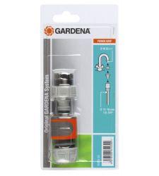 Set conectori pentru furtun si adaptor jet, Gardena 18285