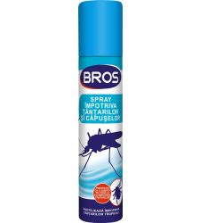 Spray tantari si capuse (90 ml), Bros 003